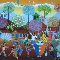 Folclore brasileiro é  ressaltado no movimento Bodega do Brasil em São paulo