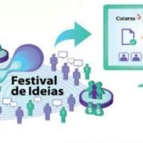 Empreendedorismo e inovação no Festival de Ideias