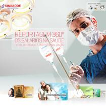 Reportagem 360º – Os Salários na Saúde