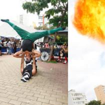 Mambembe – expressão artística utiliza o circo e o teatro de rua para conquistar plateias por onde passa