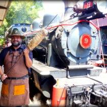 Sabores dos tempos da locomotiva