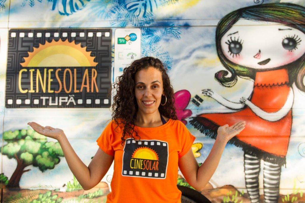 Cynthia Alario - idealizadora e coordenadora do projeto Cinesolar (3)